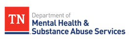 TN Dept of Mental Health & Substance Abuse Services Logo