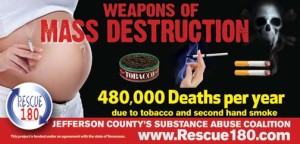 Weapons of Mass Destruction - Smoking