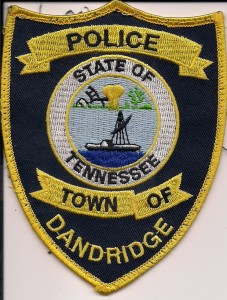 Dandridge PD Badge
