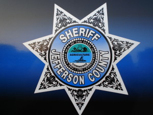 Jefferson County Sheriff's Dept Badge