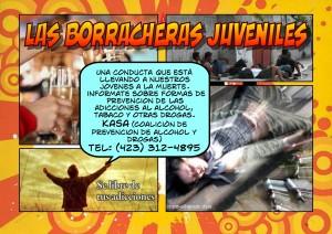 Las Borracheras Juveniles